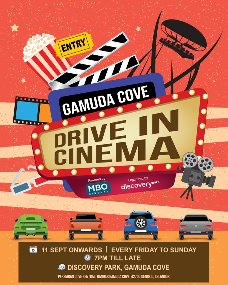 Gamuda Cove Drive In Cinema